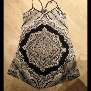 Cover-up dress